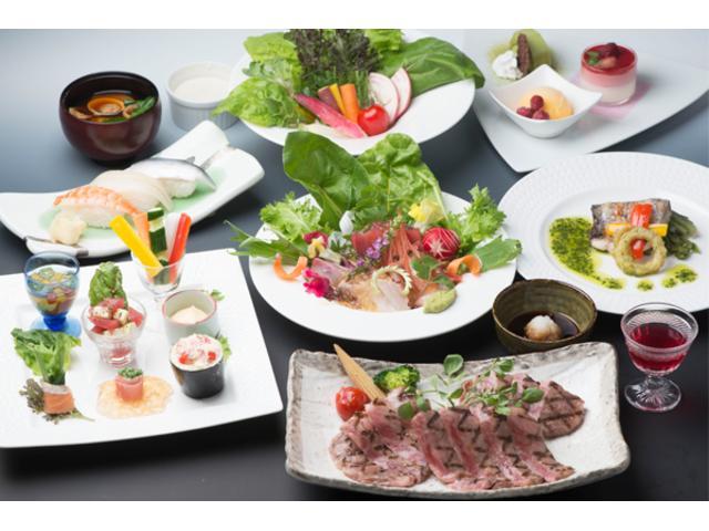 和牛を中心とした料理が美味しいです!!是非、ご賞味ください!!