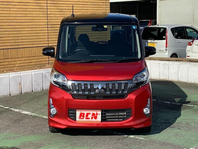 「三菱」「eKスペースカスタム」「コンパクトカー」「福島県」の中古車3