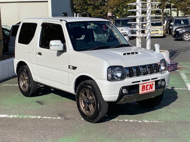 「スズキ」「ジムニー」「コンパクトカー」「福島県」の中古車5