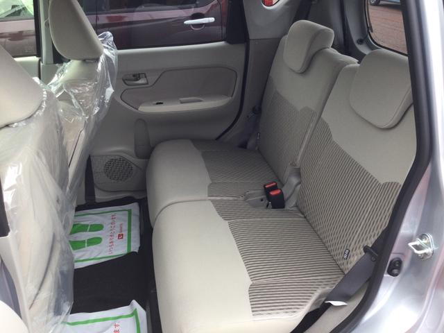 L SAIII 4WD スマートアシストIII(衝突回避支援システム) 14インチフルホイールキャップ  キーレス  オートハイビーム マニュアルエアコン 運転席シートヒーター 電動格納式ヒーテッドドアミラー(14枚目)