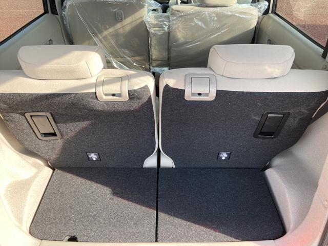 L SAIII 4WD スマートアシストIII(衝突回避支援システム) 14インチフルホイールキャップ  キーレス  オートハイビーム マニュアルエアコン 運転席シートヒーター 電動格納式ヒーテッドドアミラー(18枚目)