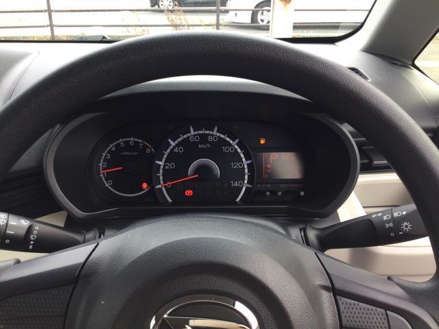 L SAIII 4WD スマートアシストIII(衝突回避支援システム) 14インチフルホイールキャップ  キーレス  オートハイビーム マニュアルエアコン 運転席シートヒーター 電動格納式ヒーテッドドアミラー(27枚目)