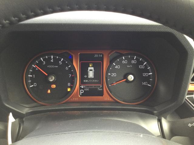Gターボ 4WD スマアシ(予防安全機能) LEDヘッド/フォグランプ サイドエアバッグ 15インチアルミ(ガンメタ) バックカメラ キーフリー 運転席シートリフター/チルトステアリング クルーズコントロール(14枚目)
