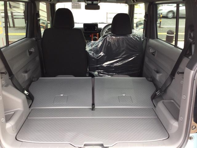 Gターボ 4WD スマアシ(予防安全機能) LEDヘッド/フォグランプ サイドエアバッグ 15インチアルミ(ガンメタ) バックカメラ キーフリー 運転席シートリフター/チルトステアリング クルーズコントロール(40枚目)