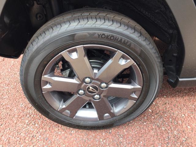 Gターボ 4WD スマアシ(予防安全機能) LEDヘッド/フォグランプ サイドエアバッグ 15インチアルミ(ガンメタ) バックカメラ キーフリー 運転席シートリフター/チルトステアリング クルーズコントロール(48枚目)