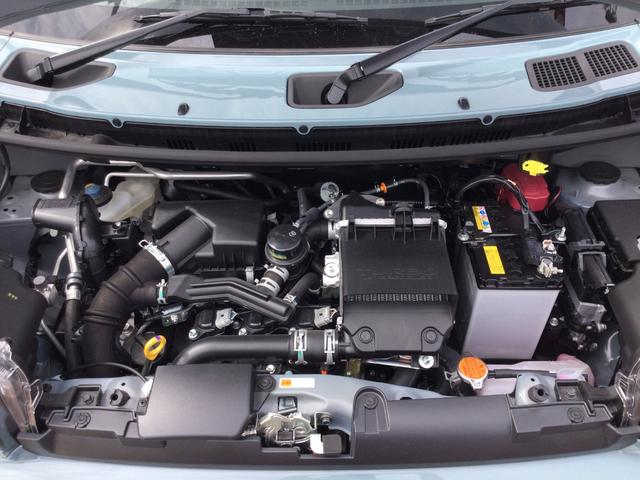 Gターボ 4WD スマアシ(予防安全機能) LEDヘッド/フォグランプ サイドエアバッグ 15インチアルミ(ガンメタ) バックカメラ キーフリー 運転席シートリフター/チルトステアリング クルーズコントロール(52枚目)