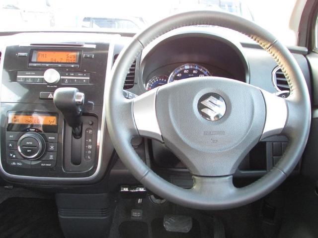 スズキ ワゴンRスティングレー X Tチェーン エンジンプッシュスタート スマートキー