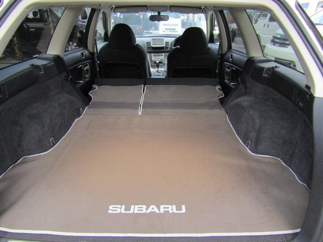 スバル レガシィツーリングワゴン 2.0GTスペックB Tベルト交換済 ターボ HDDナビ