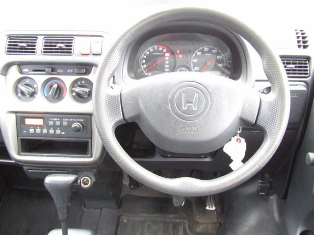 ホンダ アクティバン SDX フルタイム4WD Wエアバック ABS