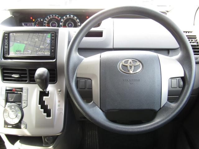 トヨタ ヴォクシー X Lエディション 左オートスライド HDDナビ キーレス