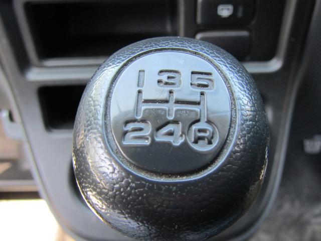 DX パートタイム4WD ETC キーレス 5速マニュアル(15枚目)
