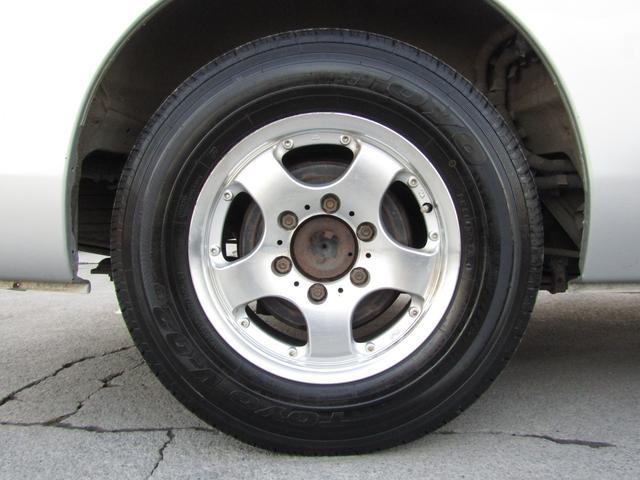 ロングDXターボ パートタイム4WD ディーゼル ターボ(11枚目)