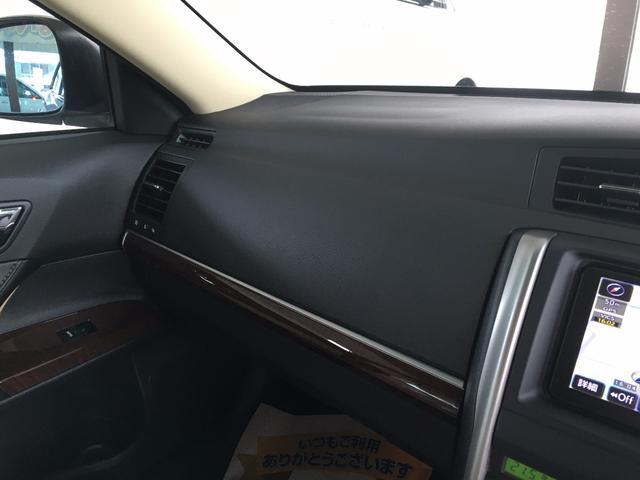 トヨタ マークX プレミアム Four 4WD