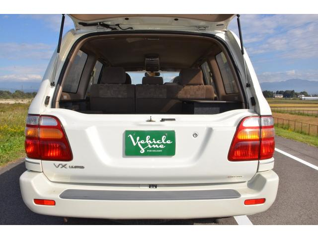 トヨタ ランドクルーザー100 アクティブバケーション VX-LTD ディーゼルターボ