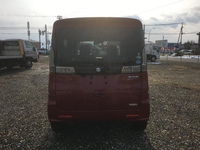 「スズキ」「スペーシアカスタム」「コンパクトカー」「福島県」の中古車3