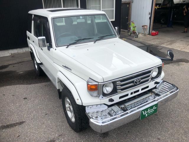 「トヨタ」「ランドクルーザー70」「SUV・クロカン」「福島県」の中古車6