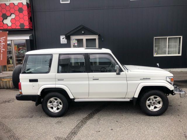 「トヨタ」「ランドクルーザー70」「SUV・クロカン」「福島県」の中古車10
