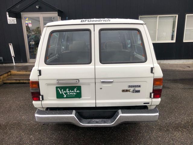 「トヨタ」「ランドクルーザー60」「SUV・クロカン」「福島県」の中古車7
