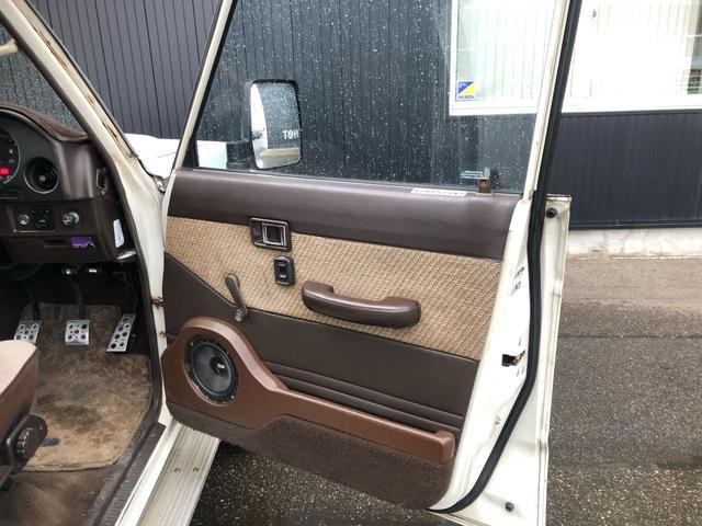 「トヨタ」「ランドクルーザー60」「SUV・クロカン」「福島県」の中古車35