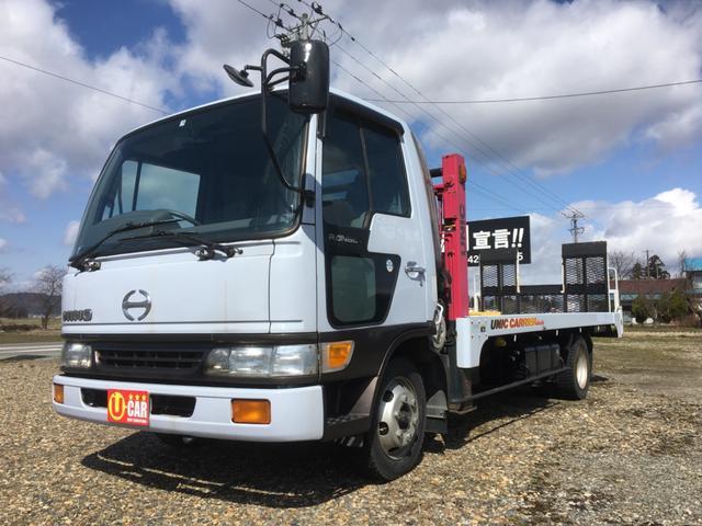 「その他」「ヒノレンジャー」「トラック」「福島県」の中古車2