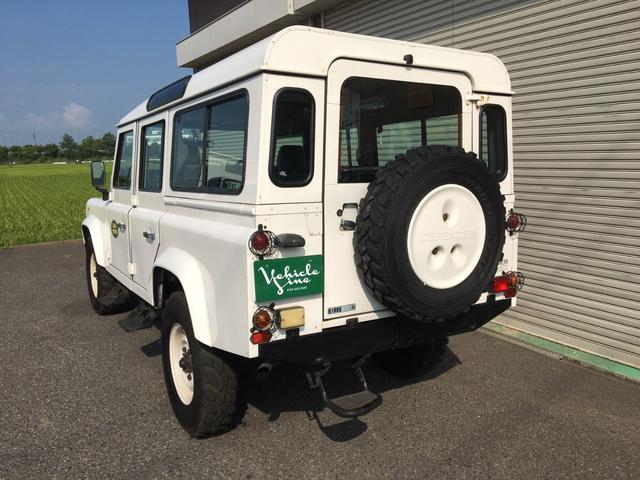 「ランドローバー」「ディフェンダー」「SUV・クロカン」「福島県」の中古車8