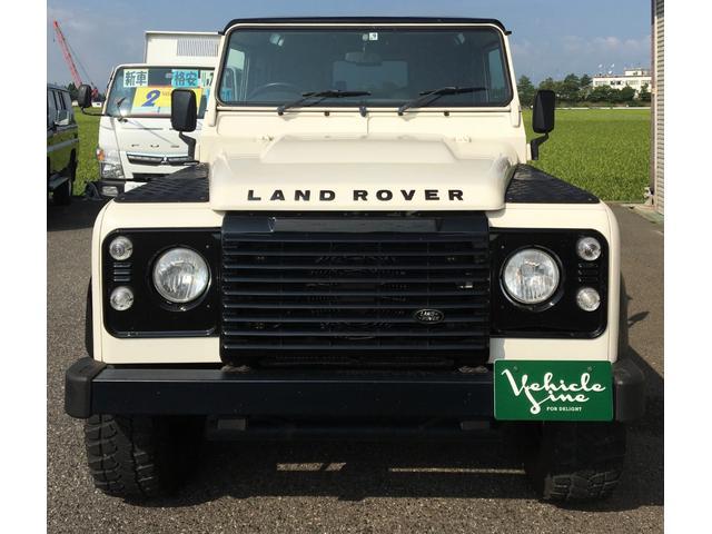 「ランドローバー」「ディフェンダー」「SUV・クロカン」「福島県」の中古車2