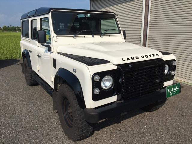 「ランドローバー」「ディフェンダー」「SUV・クロカン」「福島県」の中古車48
