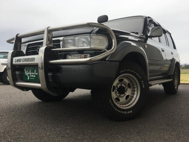 「トヨタ」「ランドクルーザー80」「SUV・クロカン」「福島県」の中古車3