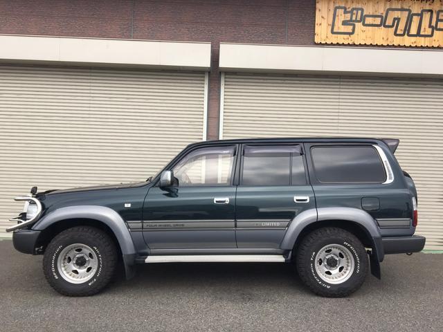 「トヨタ」「ランドクルーザー80」「SUV・クロカン」「福島県」の中古車7