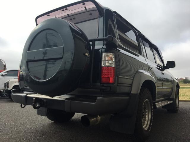 「トヨタ」「ランドクルーザー80」「SUV・クロカン」「福島県」の中古車10