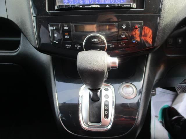 日産 セレナ ハイウェイスター 4WD 社外ナビ