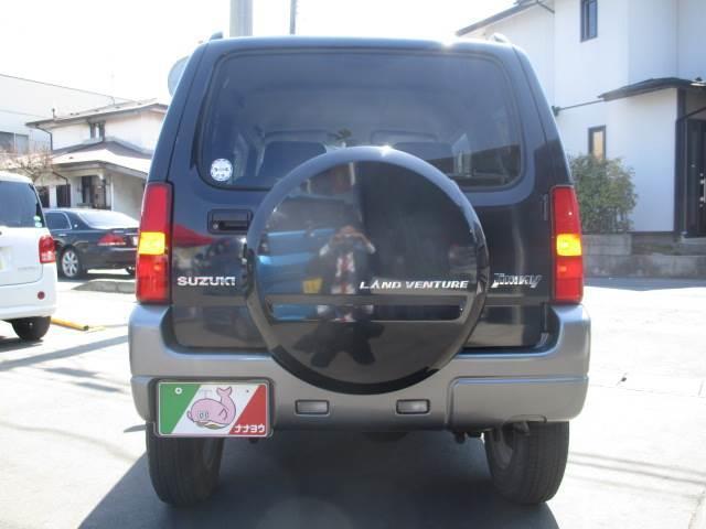 ランドベンチャー 4WD シートヒーター AW(8枚目)