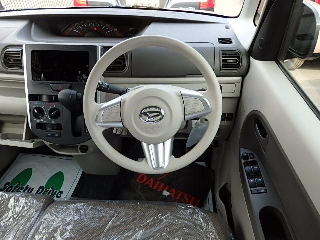 ダイハツ タント L SAII 4WD 届出済未使用車 両側スライドドア