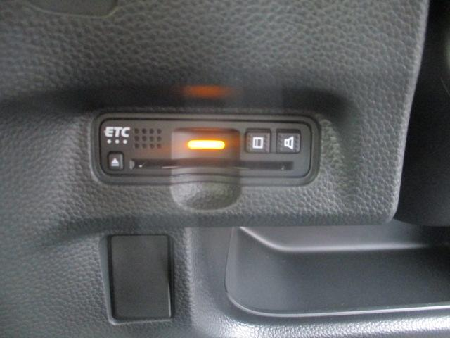 高速走行もスムーズにお支払いが可能な【ETC】ご納車までにセットアップを行い、ご納車時にはご利用いただけるようにいたします。