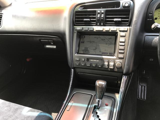 トヨタ アリスト V300ベルテックスエディション 19AW・エアロ・車高調