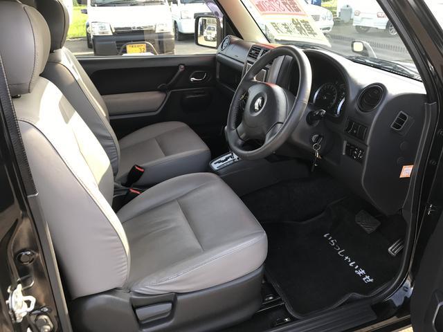 スズキ ジムニー ランドベンチャー 4WD オートマ  ナビTV