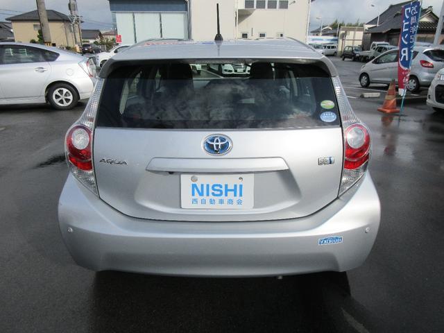 「トヨタ」「アクア」「コンパクトカー」「福島県」の中古車6