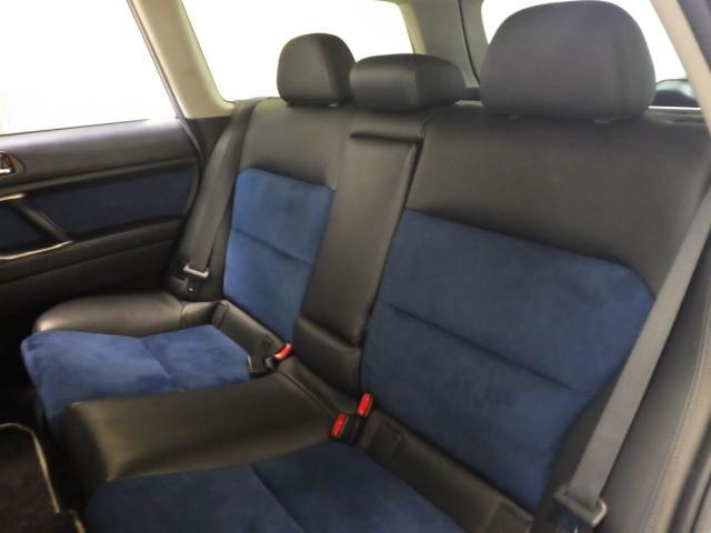 スバル レガシィツーリングワゴン 2.0GTスペックB WR-LTD2004 革シート 純AW