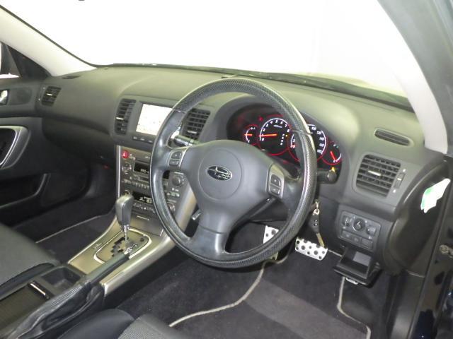 スバル レガシィツーリングワゴン 2.0GTスペックB 4WD 1オーナー サンルーフ エアロ