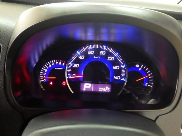 スズキ ワゴンRスティングレー T ポータブルナビ CD HID Pスタート パドルシフト