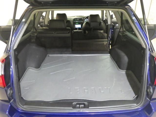 スバル レガシィツーリングワゴン GT-BリミテッドII4WD 後期 1オーナー ナビ TV