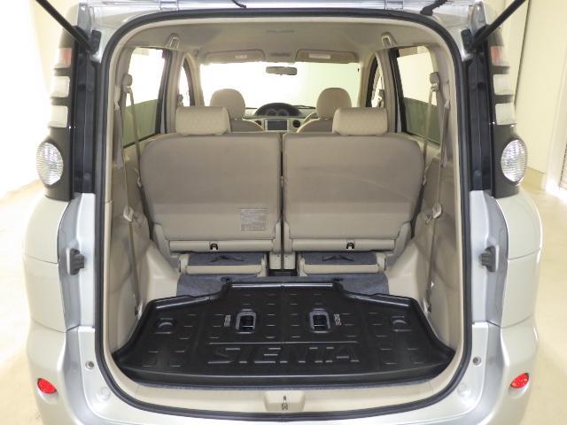 トヨタ シエンタ X 1オーナー 純正ナビ ETC 社外アルミ 両側スライド