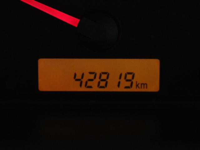 F 走行4.3万kmCDイモビキーレスFフラットシート禁煙車(17枚目)