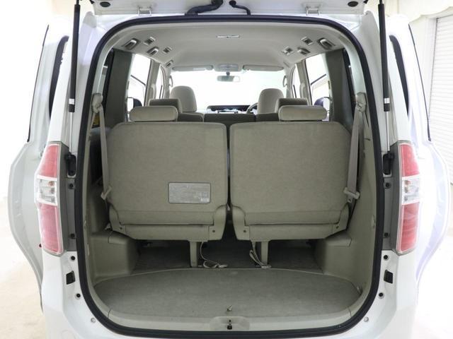 X スマートエディション ワンオーナー 3列シート 8人乗り HDDナビ 地デジ バックカメラ DVD再生 両側パワースライドドア 自動点灯式HIDライト プッシュスタート スマートキー イモビ ETC 禁煙車(27枚目)