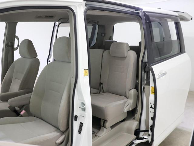 X スマートエディション ワンオーナー 3列シート 8人乗り HDDナビ 地デジ バックカメラ DVD再生 両側パワースライドドア 自動点灯式HIDライト プッシュスタート スマートキー イモビ ETC 禁煙車(52枚目)
