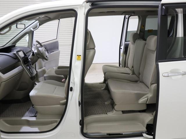 X スマートエディション ワンオーナー 3列シート 8人乗り HDDナビ 地デジ バックカメラ DVD再生 両側パワースライドドア 自動点灯式HIDライト プッシュスタート スマートキー イモビ ETC 禁煙車(53枚目)