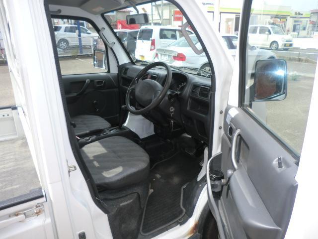 マツダ スクラムトラック 4WD オートマチック エアコン パワステ 3方開