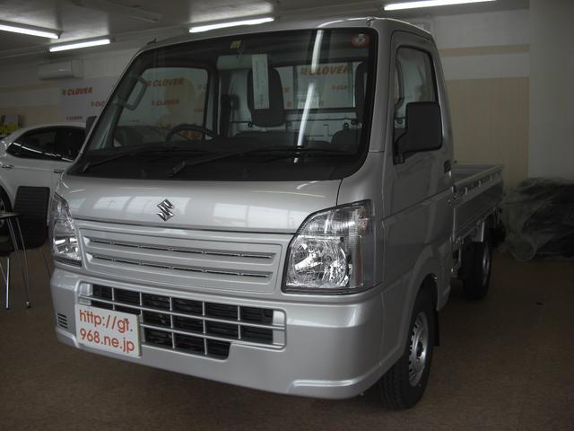 KCエアコン・パワステ 切替4WD(2枚目)