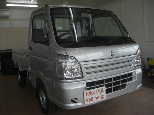KCエアコン・パワステ 切替4WD(3枚目)
