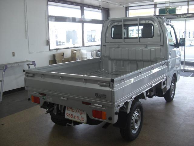 KCエアコン・パワステ 切替4WD(6枚目)